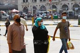 Ai Cập thay đổi biện pháp ứng phó dịchCOVID-19