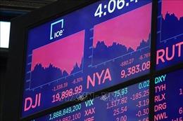Thị trường chứng khoán thế giới đồng loạt chìm trong sắc đỏ