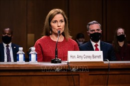 Phiên điều trần cuối cùng đối với ứng cử viên Thẩm phán Tòa án Tối cao Mỹ