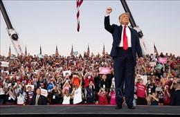 Nỗ lực nước rút cuối cùng của Tổng thống Donald Trump