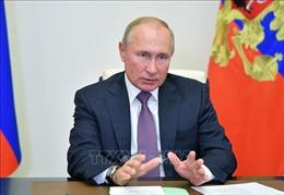Tổng thống V. Putin ban hành luật khẳng định tính tối thượng của luật pháp Nga
