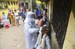 Số ca mắc COVID-19 vẫn tăng nhanh ở nhiều nước châu Á