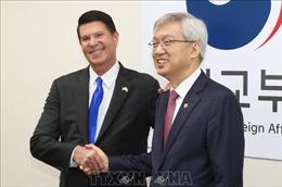 Mỹ, Hàn Quốc tổ chức hội nghị cấp cao về hợp tác hạt nhân