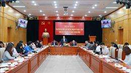 Xây dựng, chỉnh đốn Đảng bộ Khối các cơ quan Trung ương trong sạch, vững mạnh