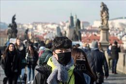 Biểu tình chống lệnh phong tỏa biến thành đụng độ tại Praha, CH Séc