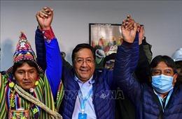 Bầu cử Bolivia: Ứng cử viên Carlos Mesa thừa nhận chiến thắng của MAS