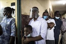 Bầu cử Tổng thống Guinea: Ứng cử viên đối lập tự tuyên bố thắng cử