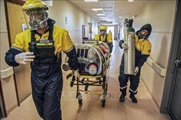 Nhiều nước ghi nhận số ca tử vong do dịch COVID-19 trong ngày cao kỷ lục