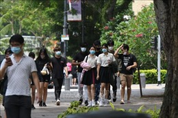 Singapore áp dụng xét nghiệm nhanh COVID-19 trong các lễ cưới và hội nghị
