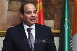 Ai Cập, Hy Lạp và Cyprus thống nhất lập trường về vấn đề Đông Địa Trung Hải