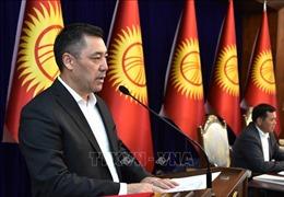 Kyrgyzstan ấn định thời điểm tổ chức lại bầu cử quốc hội
