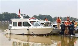Bàn giao canô công suất lớn phòng chống bão lụt và cứu hộ, cứu nạn cho tỉnh Thừa Thiên – Huế