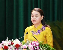 Ninh Bình tăng cường xây dựng, chỉnh đốn Đảng và hệ thống chính trị trong sạch, vững mạnh