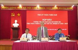 Đoàn kết, thống nhất trong hành động, sớm đưa Thừa Thiên - Huế trở thành thành phố trực thuộc Trung ương