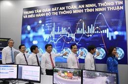 Ninh Thuận vận hành Trung tâm Giám sát, điều hành đô thị thông minh