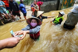 EU hỗ trợ 1,3 triệu euro giúp nạn nhân lũ lụt ở Việt Nam