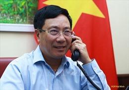 Việt Nam và Malaysia thúc đẩy quan hệ Đối tác chiến lược tiếp tục đi vào chiều sâu