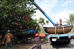 Đề phòng ảnh hưởng của bão số 9 tại Trung Bộ, Tây Nguyên