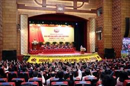 Bế mạcĐại hội Đảng bộ tỉnh Hải Dương lần thứ XVII