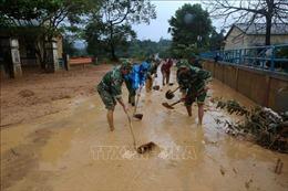Huy động nguồn lực hỗ trợ 2 xã biên giới Quảng Trị khắc phục hậu quả lũ lụt