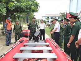 Quân đội huy động trên 250.000 người tham gia ứng phó bão số 9