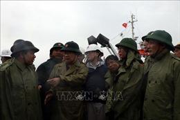 Phó Thủ tướng Trịnh Đình Dũng: Nhiệm vụ số một là bảo vệ tính mạng, tài sản của người dân