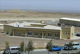 Iran bắt đầu hoạt động xây dựng tại cơ sở hạt nhân Natanz