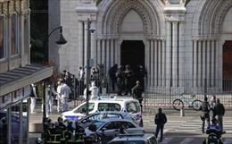 Vụ tấn công bằng dao tại Pháp: Pháp nâng cảnh báo an ninh lên mức cao nhất