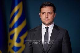 Tổng thống Ukraine dương tính với SARS-CoV-2