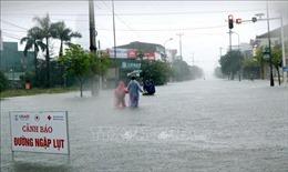 Đề phòng lũ quét, sạt lở đất, ngập lụt từ Hà Tĩnh đến Khánh Hòa và Tây Nguyên