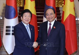 Tiếp tục phát triển sâu rộng hơn nữa quan hệ Đối tác hợp tác chiến lược với Hàn Quốc