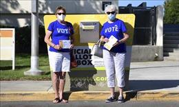 Thời tiết thuận lợi thúc đẩy cử tri Mỹ đi bỏ phiếu trong Ngày bầu cử 3/11