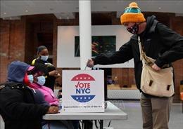Bầu cử Mỹ 2020: Nơi đầu tiên 'khởi động'Ngày bầu cử chính thức