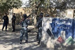 Điện thăm hỏi về vụ tấn công khủng bố tại Afghanistan