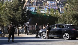 IS thừa nhận gây ra vụ xả súng đẫm máu tại Đại học Kabul, Afghanistan
