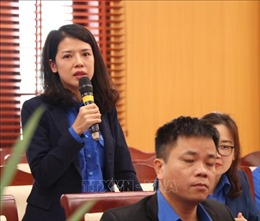 Nhiều ý kiến đóng góp tâm huyết của thanh niên về dự thảo văn kiện Đại hội Đảng XIII