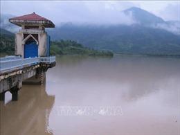 Dung tích các hồ chứa Khánh Hòa đạt mức trung bình
