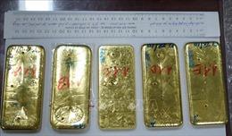 Biểu dương thành tích triệt phá vụ vận chuyển 51kg vàng của Công an An Giang