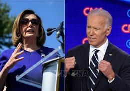 Bầu cử Mỹ 2020: Các chính trị gia chúc mừng chiến thắng của ông Joe Biden