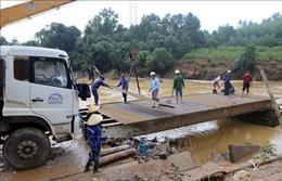 Tái thiết sau lũ lụt lịch sử - Bài 2: Dồn tổng lực khôi phục cơ sở hạ tầng