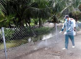 Long An tích cực dập dịch cúm H5N1 và dịch tả lợn châu Phi