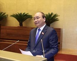 Thủ tướng Nguyễn Xuân Phúc: Kỳ vọng Văn kiện thổi luồng gió mới để phát triển thịnh vượng