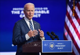Lãnh đạo các nước G7 chúc mừng ông J. Biden