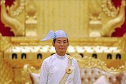 Tổng thống U Win Myint trúng cử ghế Hạ viện Myanmar