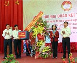 Ngày hội đại đoàn kết toàn dân tộc tại Bắc Giang