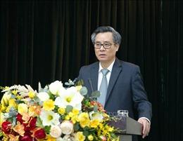 Xây dựng và phát triển văn hóa, con người Việt Nam là nhiệm vụ thường xuyên của cả hệ thống chính trị