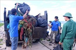Bình Thuận kết nối các nguồn lực trong việc giảm thiểu rác thải đại dương