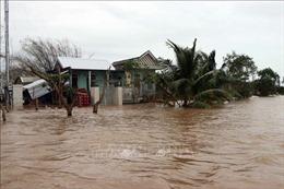 Ký thỏa thuận viện trợ quốc tế trị giá 2,5 triệu USD khắc phục hậu quả thiên tai tại miền Trung