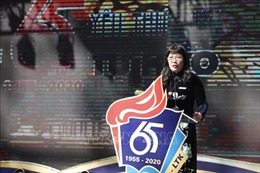 Lễ kỷ niệm 65 năm thành lập Trường THPT Việt Đức - THPT Lý Thường Kiệt (Hà Nội)