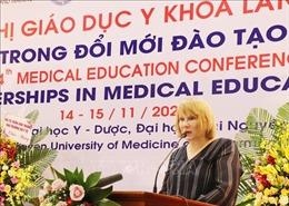 Hội nghị thường niên về giáo dục y khoa toàn quốc lần thứ 4